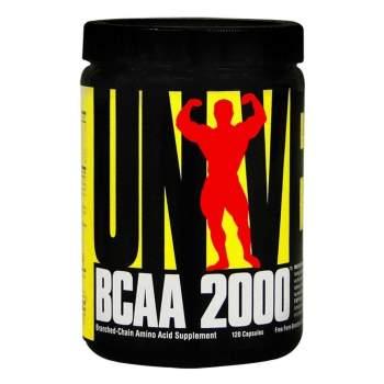 BCAA Universal Nutrition BCAA 2000 производство США