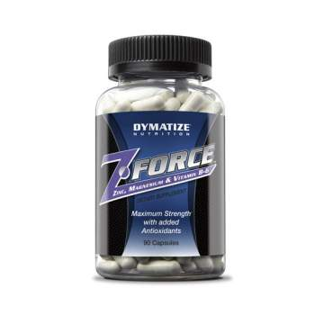 Повышение тестостерона Dymatize Z-Force производство США