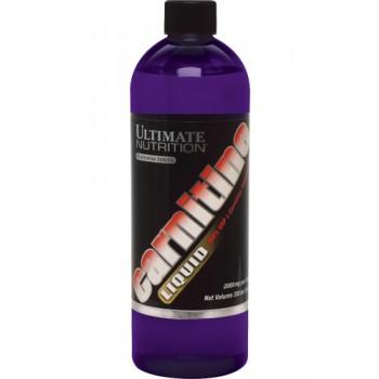 Л-карнитин Ultimate Nutrition L-carnitine liquid производство США