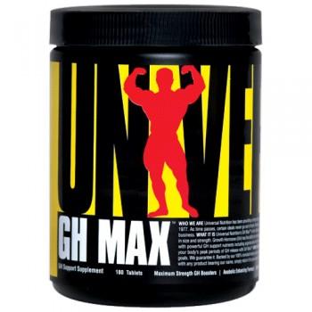 Анаболические комплексы Universal Nutrition GH MAX производство США