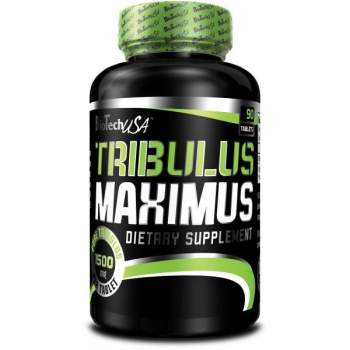 Повышение тестостерона BioTech Tribulus maximus производство США