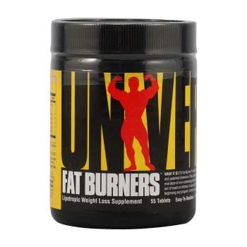 Жиросжигатели Universal Nutrition Fat Burnes E/S производство США