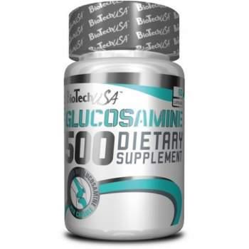 Для суставов и связок BioTech Glucosamine 500 производство США