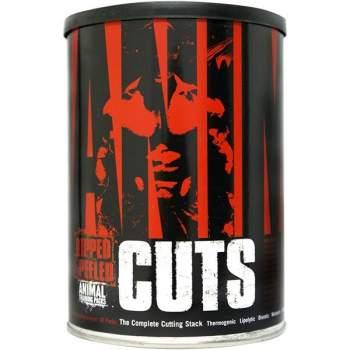 Жиросжигатели Universal Nutrition Animal cuts производство США