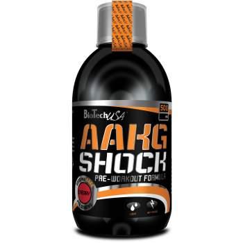 Пампинг BioTech AAKG Shock Extreme производство США