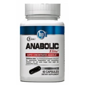 Анаболические комплексы BPI Anabolic Elite производство США