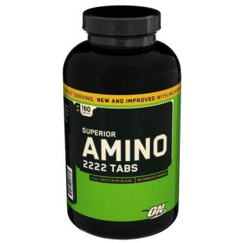 Аминокислоты Optimum Nutrition Amino 2222 tablets производство США