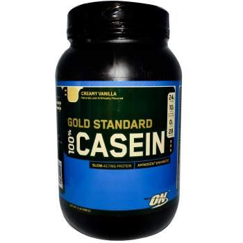 Протеин Optimum Nutrition 100% Casein Protein производство США