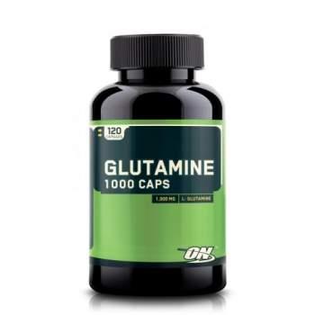 Глютамин Optimum Nutrition Glutamine 1000 производство США