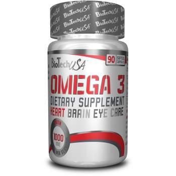 Витамины и минералы BioTech Natural Omega 3 производство США