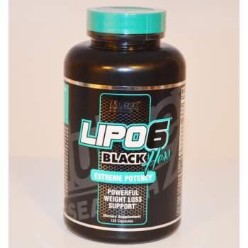Жиросжигатели Nutrex Research Lipo-6 Black Hers производство США