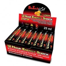 12-HOUR ENERGY SHOCK