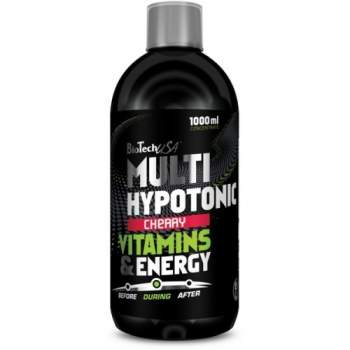 Углеводные напитки BioTech MultiHypotonic Drink производство США