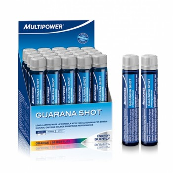 Энергетики Multipower Guarana Shot производство Германия