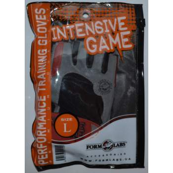 Аксессуары и амуниция Form Labs Перчатки Intensive game