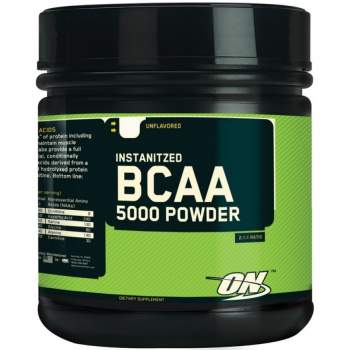 BCAA Optimum Nutrition BCAA powder производство США