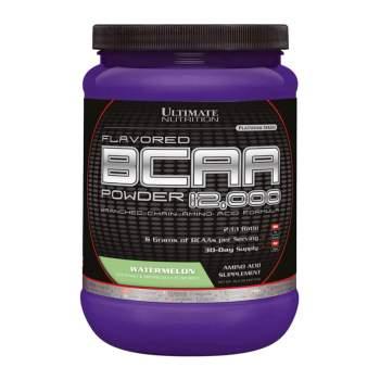 BCAA Ultimate Nutrition BCAA powder производство США