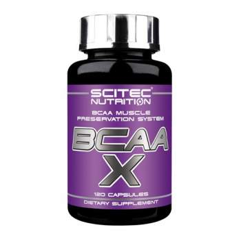 BCAA Scitec Nutrition BCAA-X производство США