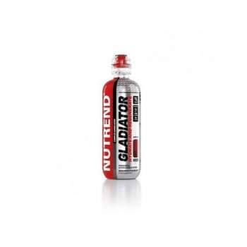 Углеводные напитки Nutrend Gladiator производство Чехия