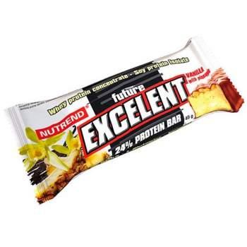 Спортивные батончики Nutrend Excelent Protein bar производство Чехия