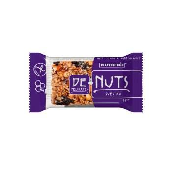 Спортивные батончики Nutrend De-Nuts производство Чехия