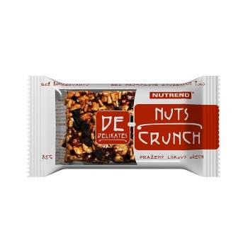 Спортивные батончики Nutrend De-Nuts Crunch производство Чехия