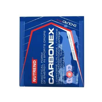 Энергетики Nutrend Carbonex производство Чехия