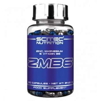 Повышение тестостерона Scitec Nutrition ZMB6 производство США