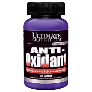 Витамины и минералы Ultimate Nutrition Antioxidant производство США