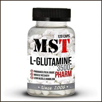 Глютамин MST Nutrition Glutamine Pahrm производство Германия