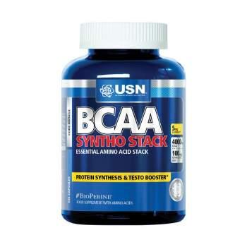 BCAA USN BCAA Syntho Stack производство Англия