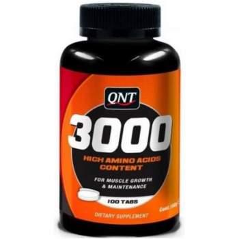 Аминокислоты QNT Amino Acid 3000 производство Бельгия