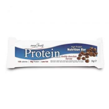 Спортивные батончики QNT Easy Body Protein Bar производство Бельгия