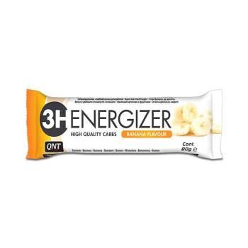 Спортивные батончики QNT 3H Energizer Bar производство Бельгия