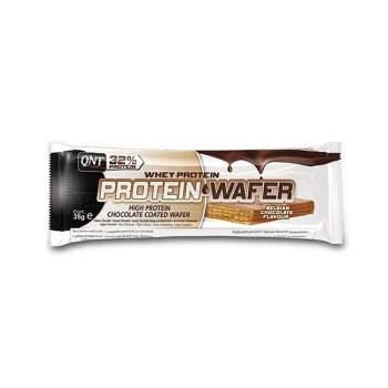 Спортивные батончики QNT Protein Wafer производство Бельгия
