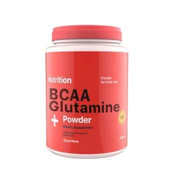 BCAA AB PRO BCAA + Glutamine Powder производство Украина