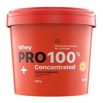 Протеин AB PRO Whey Concentrated производство Украина