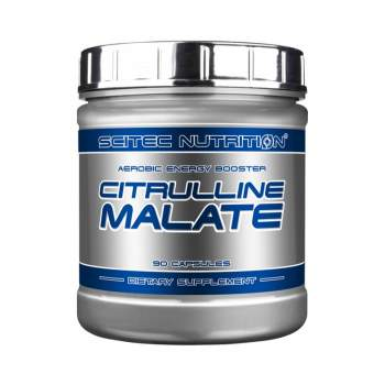Энергетики Scitec Nutrition Citrulline Malate производство США