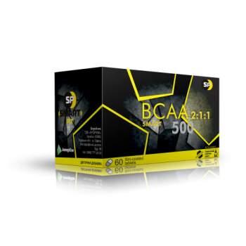 BCAA Smart Pit BCAA 500 производство Украина