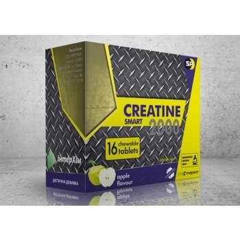 Креатин Smart Pit Creatine 2000 производство Украина