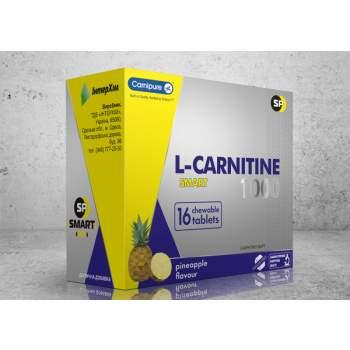 Л-карнитин Smart Pit L-Carnitine 1000 производство Украина
