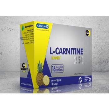 Л-карнитин Smart Pit L-Carnitine 250 производство Украина