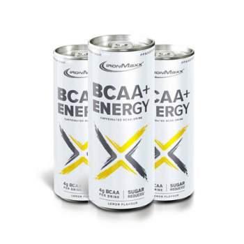 BCAA IRONMAXX BCAA Drink производство Германия