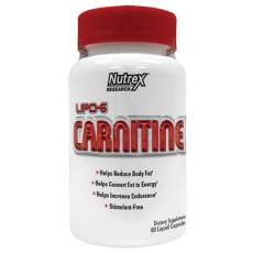 Carnitine liquid-caps