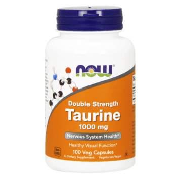 Энергетики NOW Taurine 1000 мг производство США