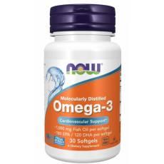Omega-3 1000 мг молекулярно дистиллированный