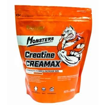 Креатин Monsters Creatine CREAMAX производство Украина