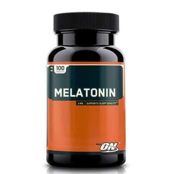 Улучшение сна Optimum Nutrition Melatonin производство США