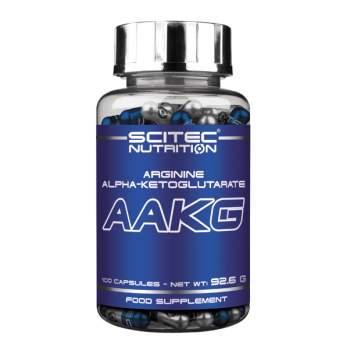 Пампинг Scitec Nutrition AAKG производство Венгрия