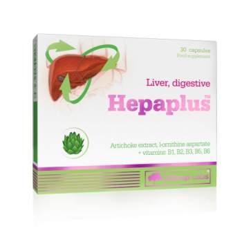 Витамины и минералы Olimp Hepa Plus производство Польша